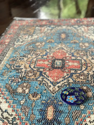 Boheme Upcycled Small Rug - SOLD OUT