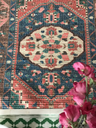 Gypsy Upcycled Small Rug