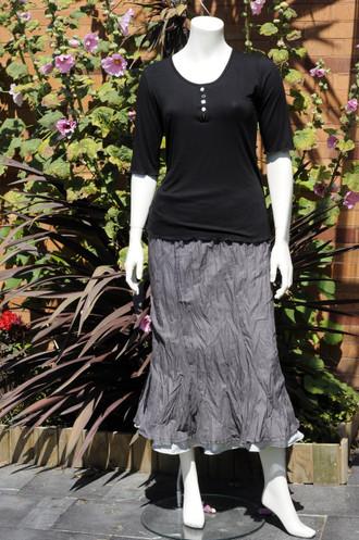 Crinkle Skirt 2