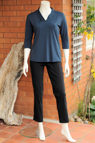 Winter Weight Long Capri Pant