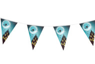 Halloween Witch Bunting Party Accessory