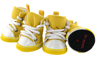 Dog Yellow Trainers