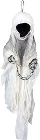 Faceless Ghost Halloween Hanging Decoration