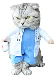 Dog Doctor Fancy Dress Costume