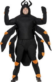 Adults Giant Spider Fancy Dress Costume