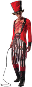 Men's Bloody Lion Tamer Fancy Dress Costume