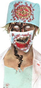 Adults Zombie Surgeon Fancy Dress Kit
