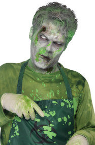 Halloween Monster Ooze Green Blood Fancy Dress Accessory