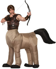 Adults Inflatable Centaur Fancy Dress Costume