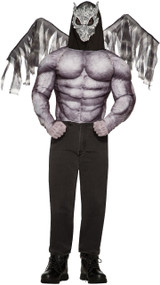 Adults Gargoyle Fancy Dress Costume
