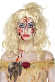 Zombie Princess Fancy Dress Make Up Kit