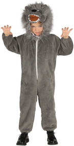 Kids Bad Wolf Fancy Dress Costume