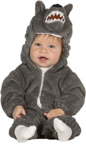 Baby Big Bad Wolf Fancy Dress Costume