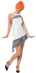 Ladies Wilma Flintstone Fancy Dress Costume