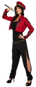 Ladies Pop Star Fancy Dress Costume