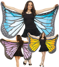Ladies Soft Butterfly Wings