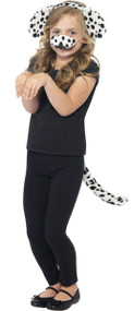 Child's Dalmatian Fancy Dress Accessory Kit