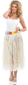 Ladies Hawaiian Grass Skirt 2