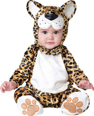 Baby Leopard Fancy Dress Costume