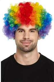 Adult Clown Wig