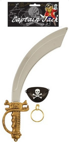 Adult Pirate Accessory Kit 2