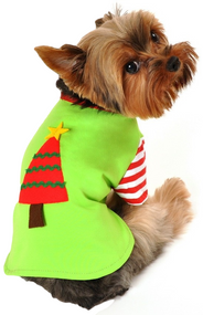 Dog Christmas Jumper Fancy Dress Costume