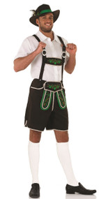 Mens Bavarian Fancy Dress Costume