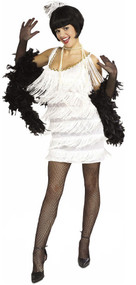Ladies Broadway Babe Fancy Dress Costume