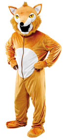 Adult Fox Fancy Dress Costume