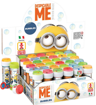 Despicable Me Minion Bubbles