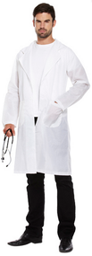 Mens Doctor Fancy Dress Costume
