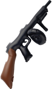 Inflatable Gangster Gun Party Prop