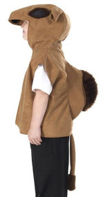 Child's Camel Fancy Dress Costume