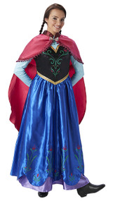 Ladies Anna Fancy Dress Costume
