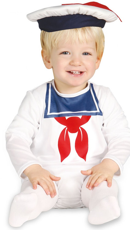 The Infant Toddler Popeye Costume is the perfect Halloween costume for you. Show off your Baby costume and impress your friends with this top quality selection from Costume SuperCenter!