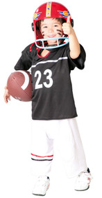 Boys American Football Fancy Dress Costume
