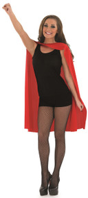 Adults Red Super Hero Cape