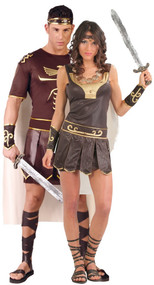 Couples Ancient Greek Fancy Dress Costumes