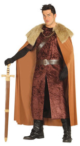 Mens Lord of the Highlands Fancy Dress Costume