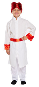 Boys Bollywood Fancy Dress Costume