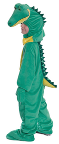 Child's Crocodile Fancy Dress Costume 2