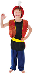 Boys Arabian Fancy Dress Costume 3