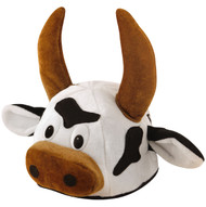 Adult Bull Fancy Dress Hat