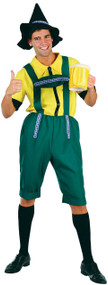 Mens Beer Man Fancy Dress Costume 2