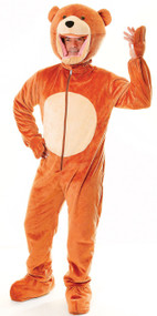 Adult Teddy Bear Fancy Dress Costume