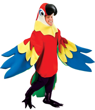Adult Parrot Fancy Dress Costume 2