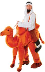 Adult Step In Camel Fancy Dress Costume