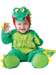 Baby Crocodile Fancy Dress Costume