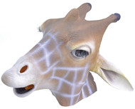 Adult Giraffe Fancy Dress Mask