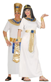 Couples Egyptian Fancy Dress Costume